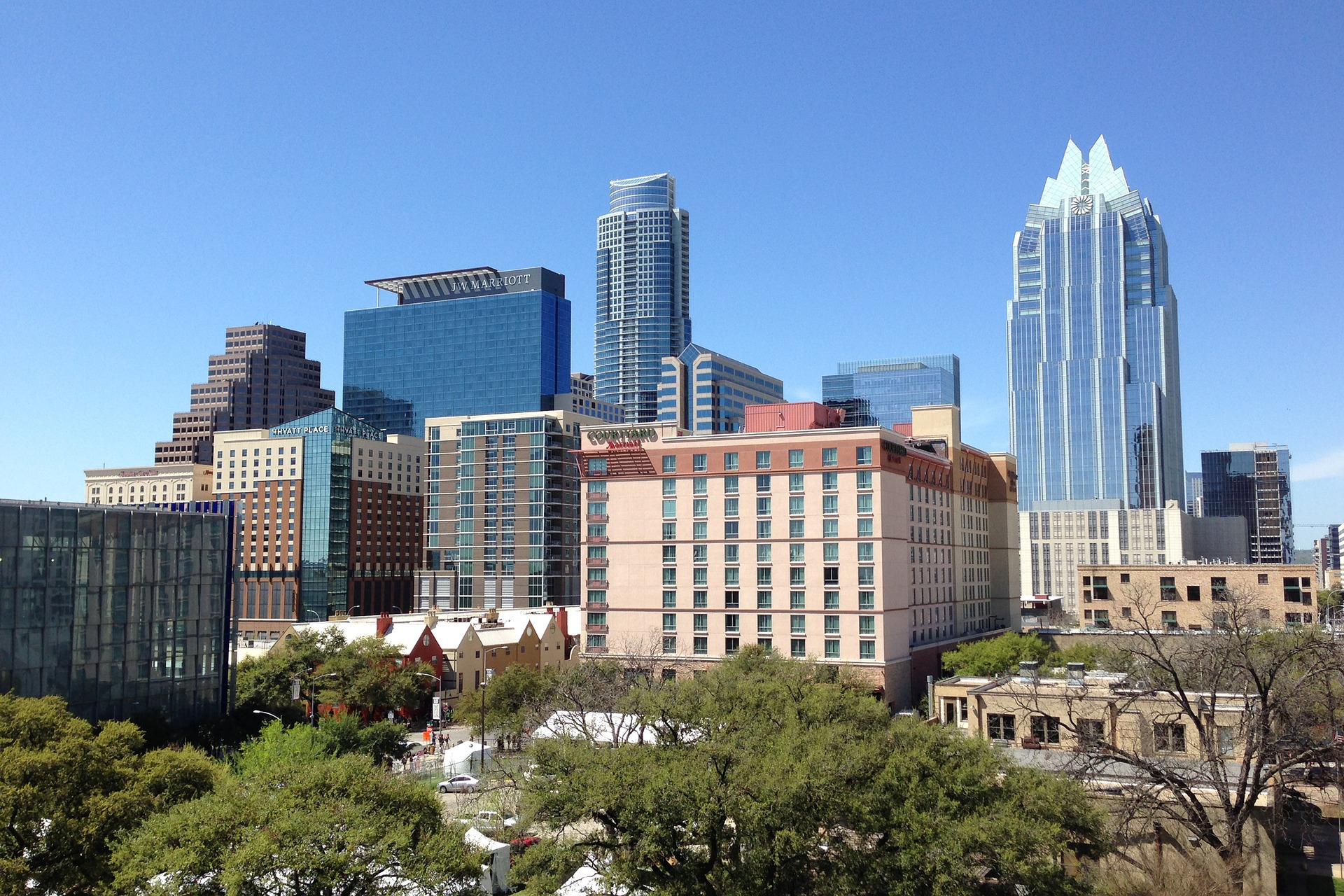 Explosive Tech Growth in Austin Precipitates Work Travel